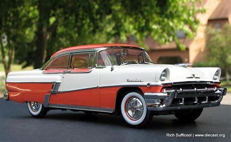 1956 Mercury Montclair Hard Top Diecast Model  Legacy Motors