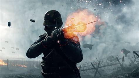 wallpaper battlefield  soldier fire gun  games
