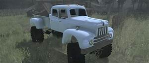 International R190 1954 Truck V21 04 18   Snowrunner    Spintires