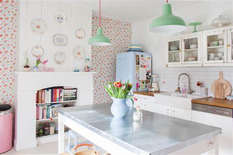 cuisine pastel décoration cuisine pastel