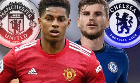 Man Utd vs Chelsea LIVE: Confirmed team news and Premier ...