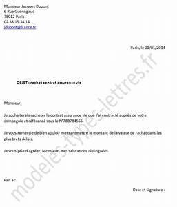 Résiliation Contrat Assurance Voiture : modele de lettre pour assurance lettre r siliation contrat location jaoloron ~ Gottalentnigeria.com Avis de Voitures