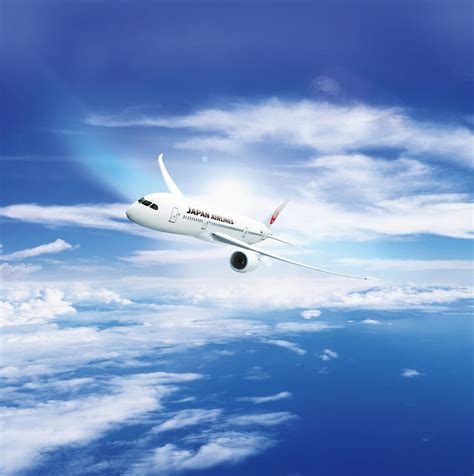 Japan Airlines Orders For Four Boeing 787-8 Dreamliners