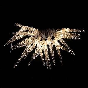 Lichterkette Eisregen Außen 10m : voltronic 200 400 600 led lichterkette eisregen warm weiss kalt weiss innen und au en ~ Buech-reservation.com Haus und Dekorationen