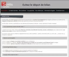 Depot De Bilan : d p t de bilan liquidation judiciaire et proc dure collective soldis legal ~ Maxctalentgroup.com Avis de Voitures