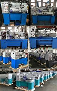 Cq6236a Conventional Manual Metal Lathe Machine