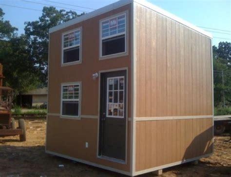 slabtown cube tiny house    micro home
