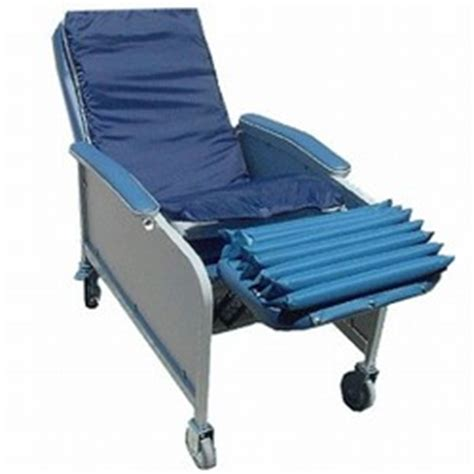 alternating pressure seat for geri chair apm cushion for