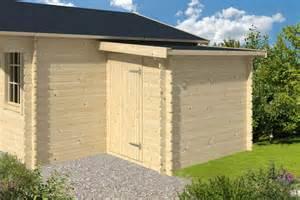 Log Cabin Storage Sheds