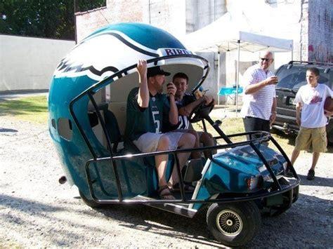 Philadelphia Eagles Club Car Golf Cart. Order Your Team