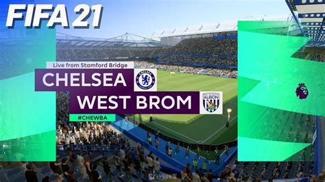 FIFA 21 - Chelsea vs. West Bromwich Albion   PS5 - YouTube