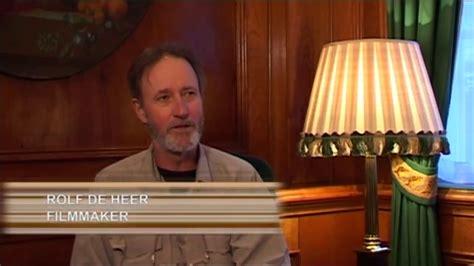 Ten Canoes Youtube by Rolf De Heer Interview Youtube
