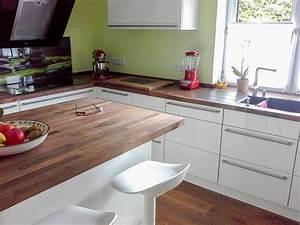 arbeitsplatte nussbaum dockarmcom With arbeitsplatte küche nussbaum