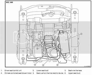 How To  Drivers Seat Filter Replacement