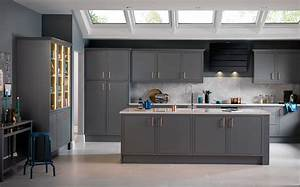 Newbury grey kitchen units cabinets magnet kitchens for Kitchen cabinet trends 2018 combined with magnetic sticker