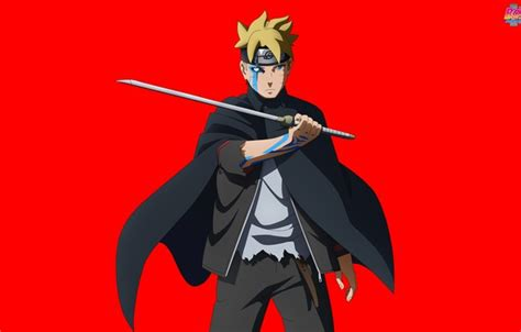 Wallpaper Naruto, Seal, Anime, Katana, Ken, Blade, Ninja
