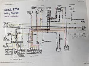 6v Magneto Cdi System  Head Scratcher