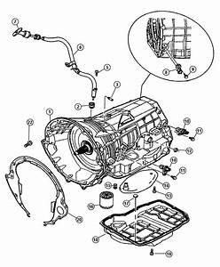 2001 Dodge Viper Indicator  Transmission Fluid Level