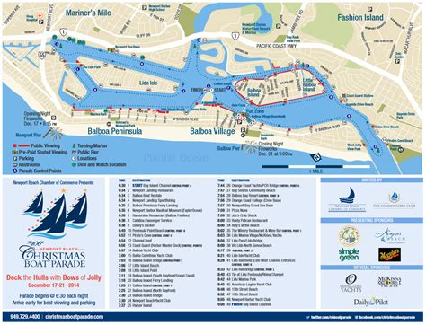 Where To Park For Newport Beach Boat Parade by Newport Beach Christmas Boat Parade Where To Watch
