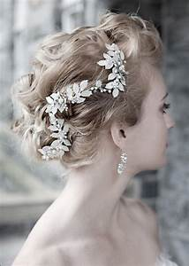 Short Hair Wedding Accessories Enchanted Atelier1 Clube