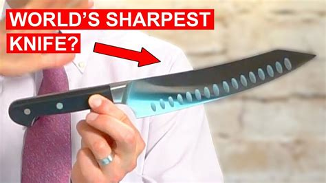 sharpest knife kitchen