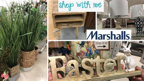 Marshalls Home Decor by Marshalls Shop With Me 2018 Pt2 New Items Home