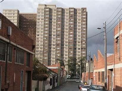 Housing Collingwood Melbourne Rise Commission Australia Victoria