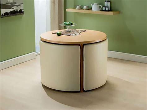 table de cuisine petit espace 25 idées complètement géniales pour gagner de la place