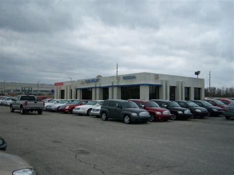 Goodman Chevrolet Cadillac Nissan  Glasgow, Ky 421411223
