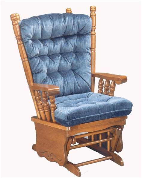 Wooden Rocking Chair Cushions For Nursery by Rocking Chair Design Glider Rocking Chair Cushions Baby