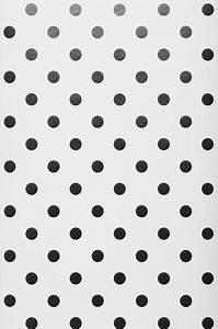 Papier Peint à Pois : id e d co du papier peint g om trique ~ Dailycaller-alerts.com Idées de Décoration