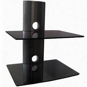 Tv Regal Glas : wandregal wandboard regal system wand tv av receiver dvd alu glas ablage halter ebay ~ Eleganceandgraceweddings.com Haus und Dekorationen