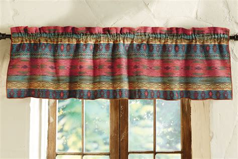 sun valley southwest valance