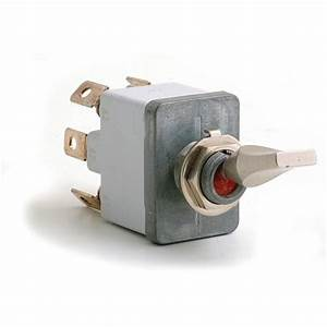 Off-on-on  Professional  Sealed Toggle Switch
