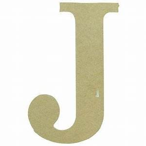 mpi wood 9 1 2quot wood letter j shop hobby lobby With large wooden letters hobby lobby