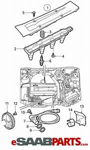 55561132 saab ignition discharge module genuine saab With saab kes diagram