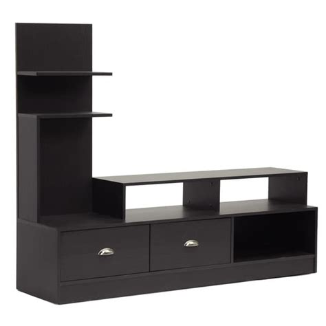 stands ikea shop armstrong brown modern tv stand free shipping