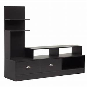 Armstrong Dark Brown Modern TV Stand - Free Shipping Today