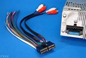 Nakamichi Stereo Wire Harness Car Audio Radio Power Plug