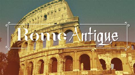 la cuisine de la rome antique rome antique en 4 jours babel trotteur