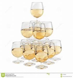 Verre A Champagne : pyramide en verre de champagne illustration stock image 10703004 ~ Teatrodelosmanantiales.com Idées de Décoration