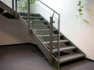 Treppen Aus Glas : vulkan schmiede treppen und gelaender 006 treppe aus edelstahl gelaender mit glas und ~ Sanjose-hotels-ca.com Haus und Dekorationen