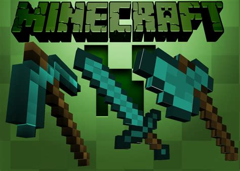 minecraft pickaxe sword axe  tomahawk anims counter