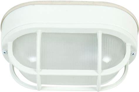 craftmade z396 04 bulkhead matte white exterior small