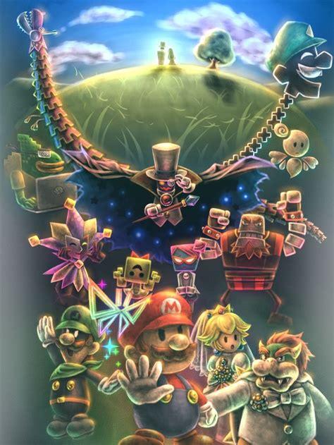 1000 Images About Super Mario Fanart On Pinterest Super