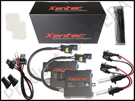 xeno 35w xentec hid kit ballast h1 h3 h7 h8 h9 h10 h11 hid xenon kit 6000k ebay