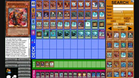Elemental Deck List 2006 by Elemental Dragons Hd Deck Profile March 2013 Banlist