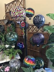 garden decor colorful seasons