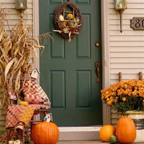 Best Primitive Fall Decorating Images Pinterest