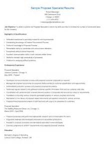 special list resume resume sles sle specialist resume